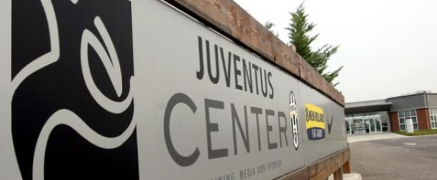 Vinovo training center (1)