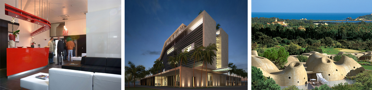 Hotel Resort striscia