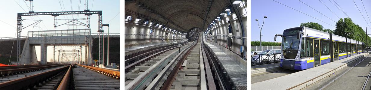 ferrovie metro striscia
