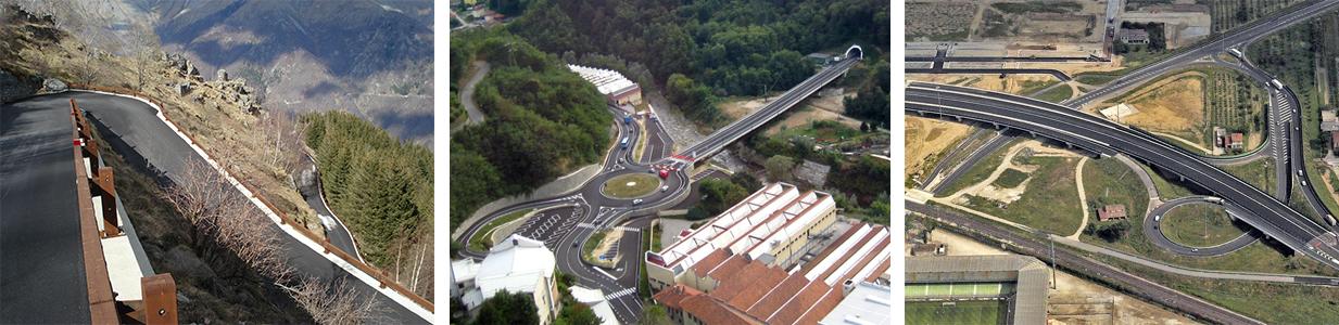 strade autostrade striscia